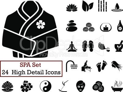 24 SPA Icons
