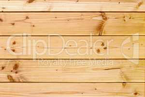 Rustic wooden paneling