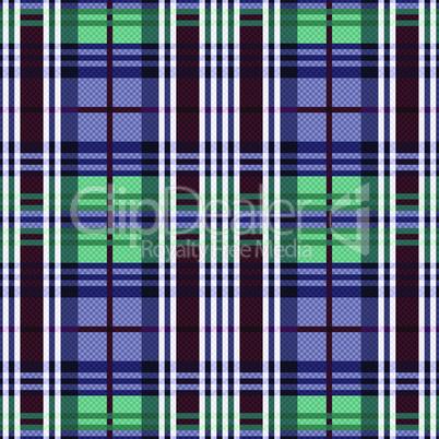 Rectangular seamless pattern in cool hues