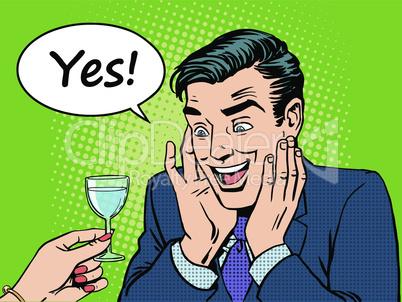 joy alcoholic men