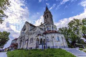 Saint-Jean-Baptiste catholic church, Romanshorn, Thurgau, Switzerland