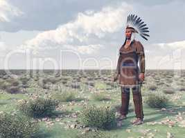Prärie-Indianer