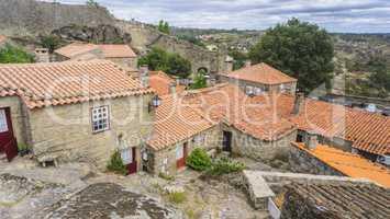 Images from historical portuguese village of Sortelha in Sabugal
