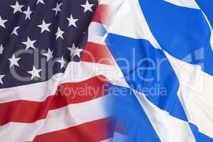 United States vs. Bavarian flag