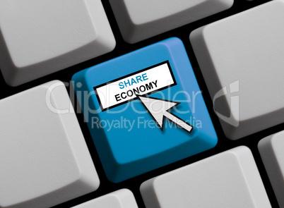 Share Economy online