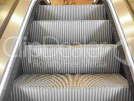 Escalator stair