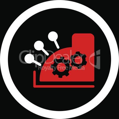 bg-Black Bicolor Red-White--cash register.eps