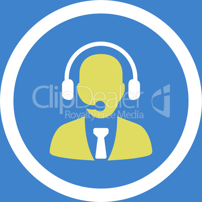 bg-Blue Bicolor Yellow-White--call center.eps