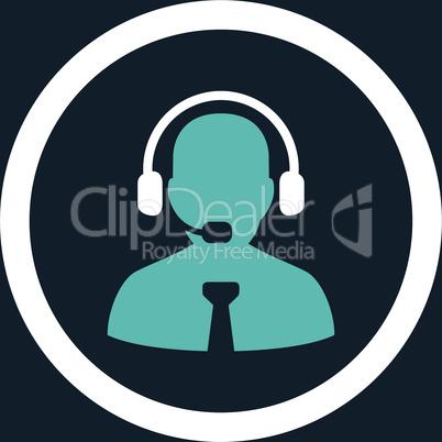 bg-Dark_Blue Bicolor Blue-White--support chat.eps