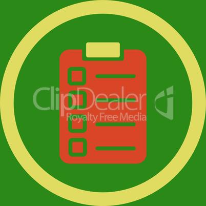 bg-Green Bicolor Orange-Yellow--test task.eps