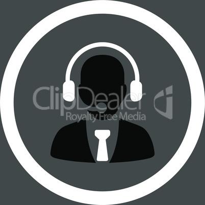 bg-Gray Bicolor Black-White--call center.eps