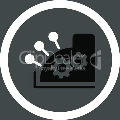bg-Gray Bicolor Black-White--cash register.eps