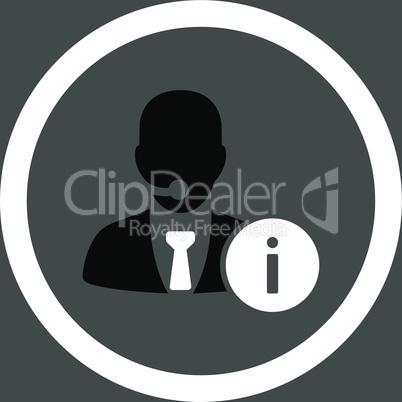 bg-Gray Bicolor Black-White--help desk.eps