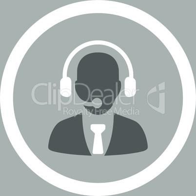 bg-Silver Bicolor Dark_Gray-White--call center.eps