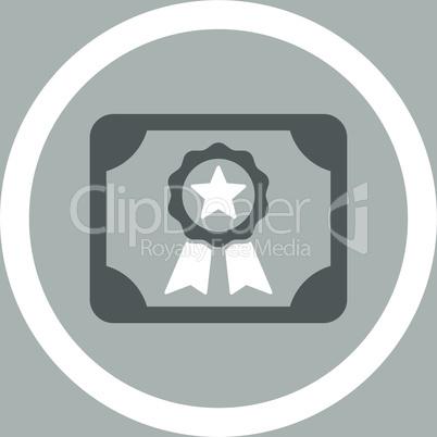 bg-Silver Bicolor Dark_Gray-White--certificate.eps