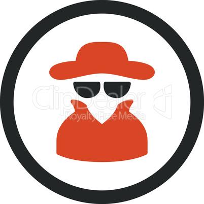 Bicolor Orange-Gray--spy.eps