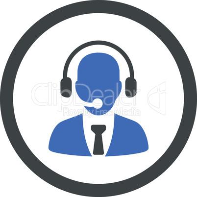 BiColor Cobalt-Gray--call center.eps