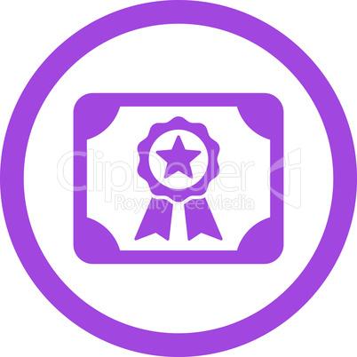 Violet--certificate.eps