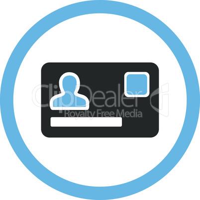 Bicolor Blue-Gray--banking card.eps