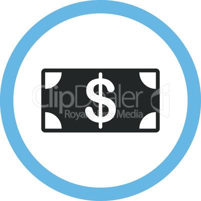 Bicolor Blue-Gray--banknote.eps