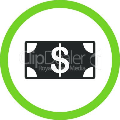 Bicolor Eco_Green-Gray--banknote.eps