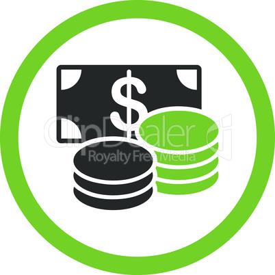 Bicolor Eco_Green-Gray--cash.eps