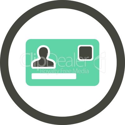 Bicolor Grey-Cyan--banking card.eps