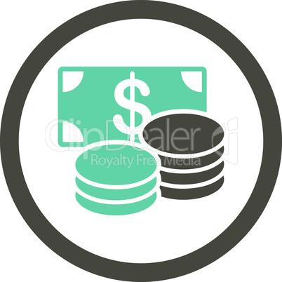 Bicolor Grey-Cyan--cash.eps