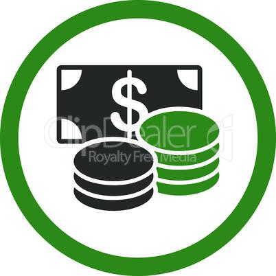 Bicolor Green-Gray--cash.eps