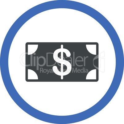BiColor Cobalt-Gray--banknote.eps