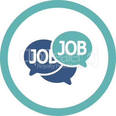 BiColor Cyan-Blue--labor market.eps