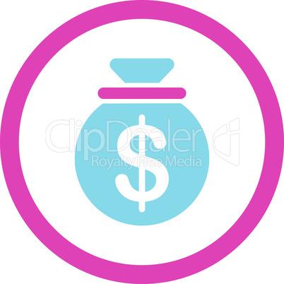 BiColor Pink-Blue--capital.eps