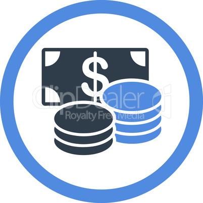 BiColor Smooth Blue--cash.eps