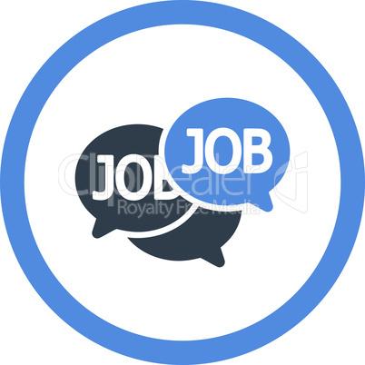 BiColor Smooth Blue--labor market.eps