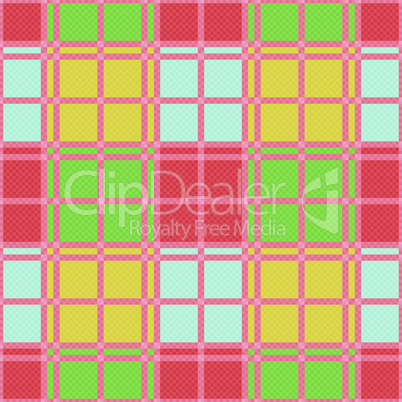 Rectangular seamless pattern
