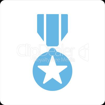 bg-Black Bicolor Blue-White--army award.eps