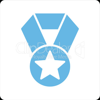bg-Black Bicolor Blue-White--champion medal.eps