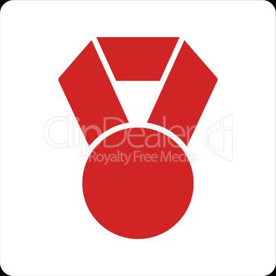 bg-Black Bicolor Red-White--achievement.eps