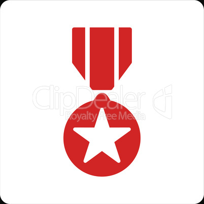 bg-Black Bicolor Red-White--army award.eps