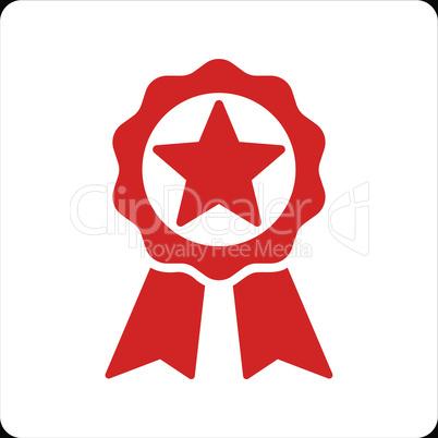 bg-Black Bicolor Red-White--award.eps