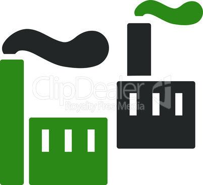 industry--Bicolor Green-Gray.eps