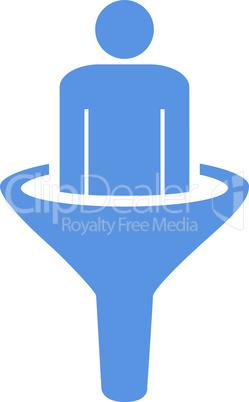 sales funnel--Cobalt.eps