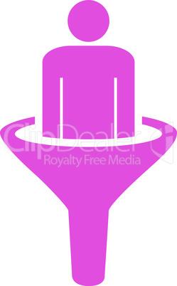 sales funnel--Pink.eps