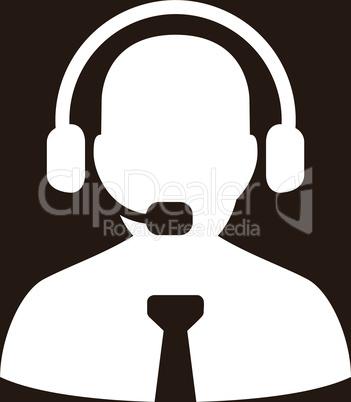support chat--bg-Brown White.eps