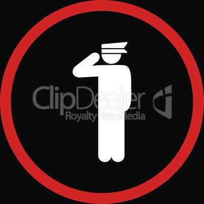 bg-Black Bicolor Red-White--police officer.eps
