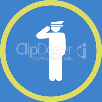 bg-Blue Bicolor Yellow-White--police officer.eps