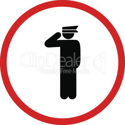 Bicolor Blood-Black--police officer.eps