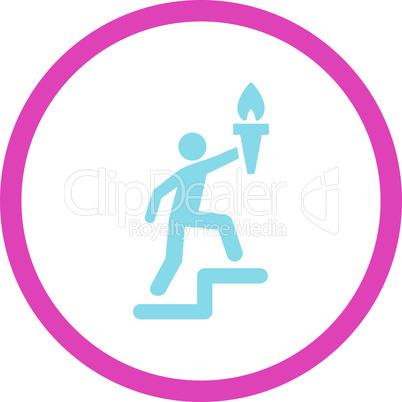 BiColor Pink-Blue--leader.eps