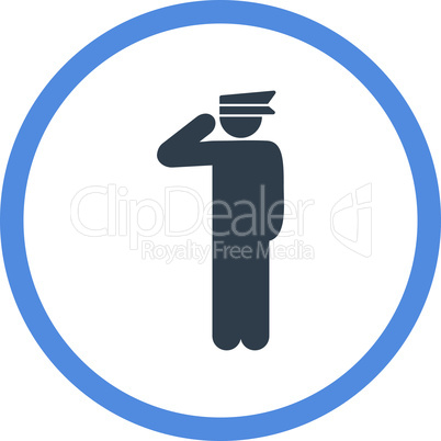 BiColor Smooth Blue--police officer.eps