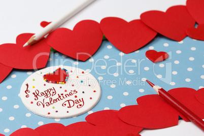 Valentine's day love message